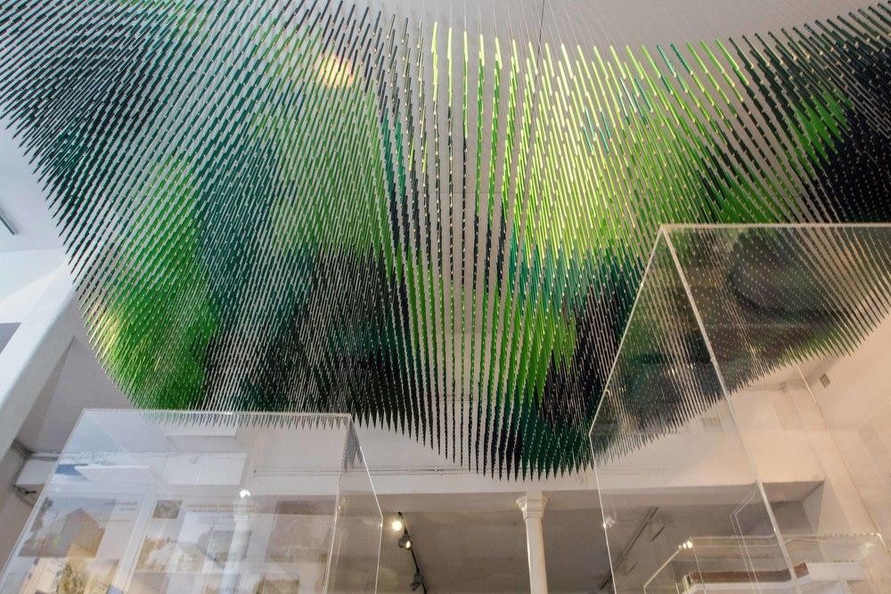FØLSOM /S&AA Architecture agency show / photoquentin crestinu