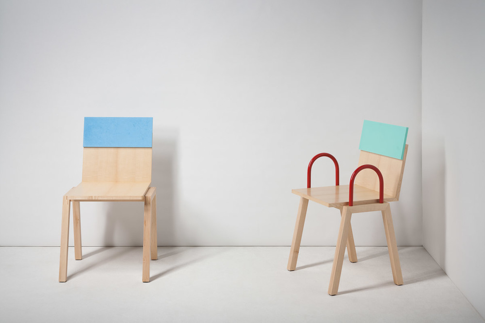 'Mish Mash' chair/ armcair from the new BIG! collectionDaniel·Emma