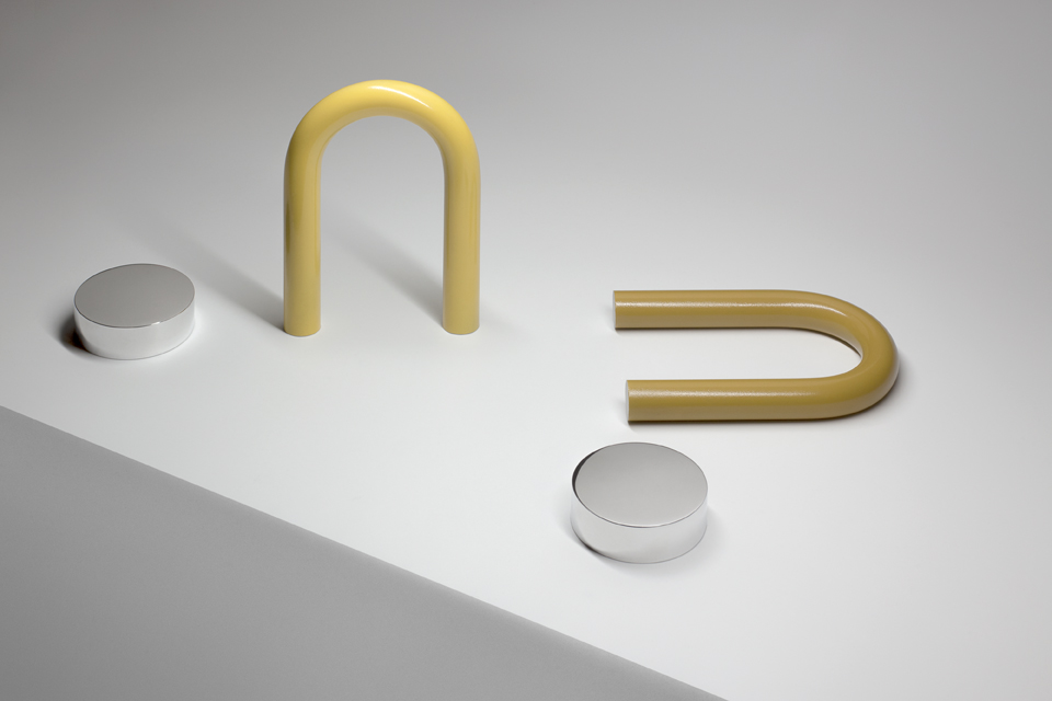 'Loop' and 'Puck' trivets from the new BIG! collcetionDaniel·Emma