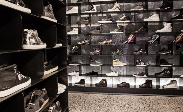 Sneakerboy / March Studio / Photography: Jazmine Thom