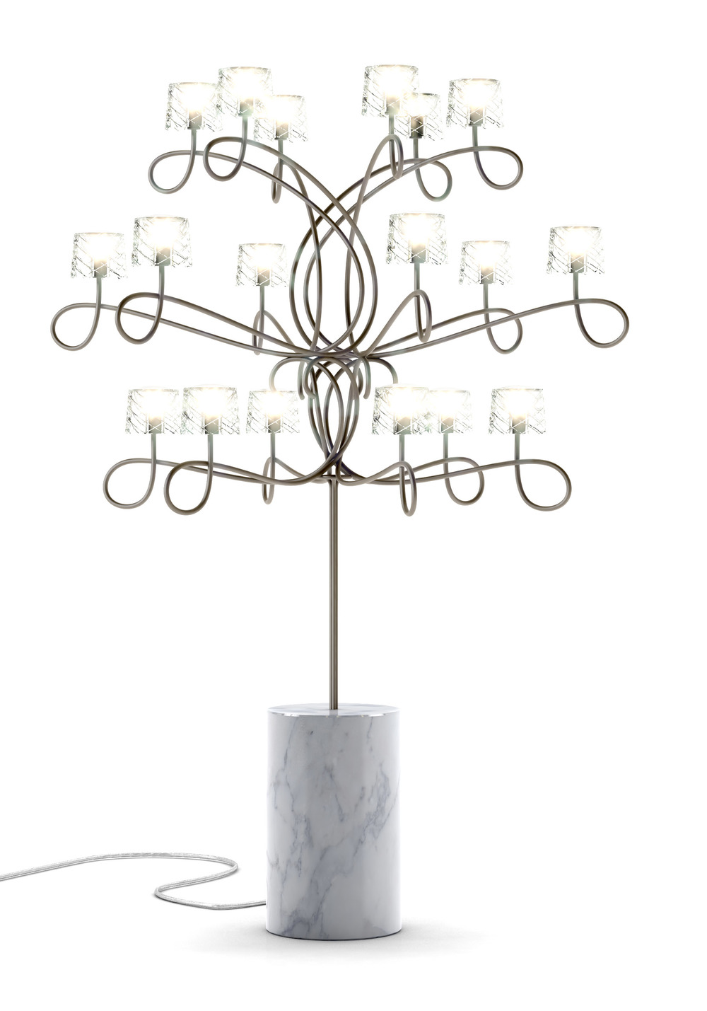 Inkborn table lamp / Marcel Wanders