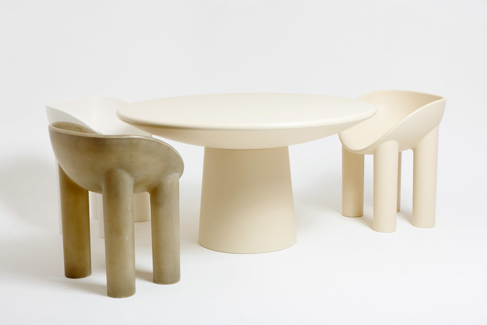 Roly Poly dining table /