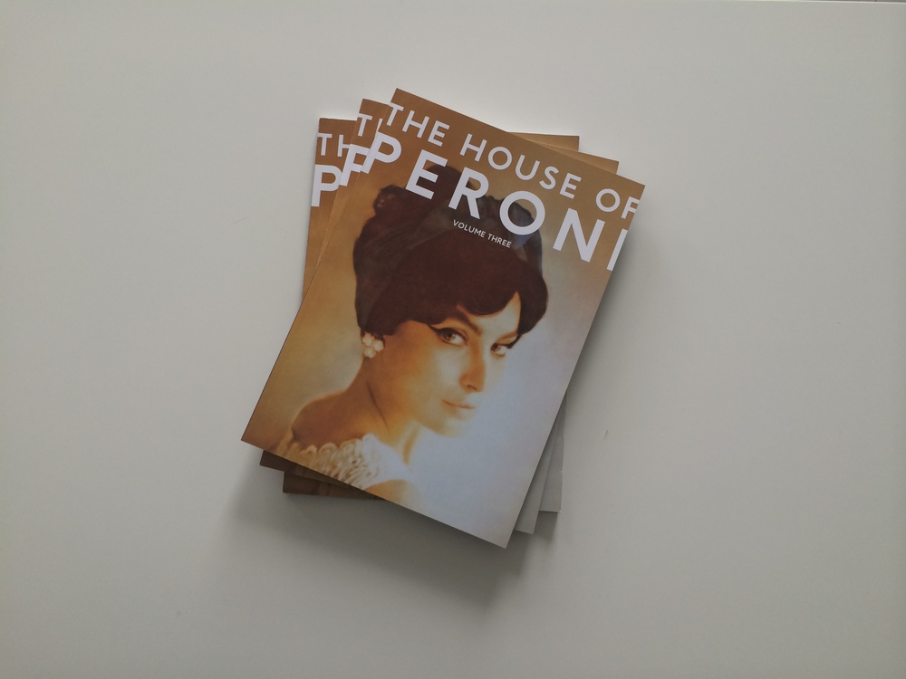 The House of Peroni / © London Design Journal
