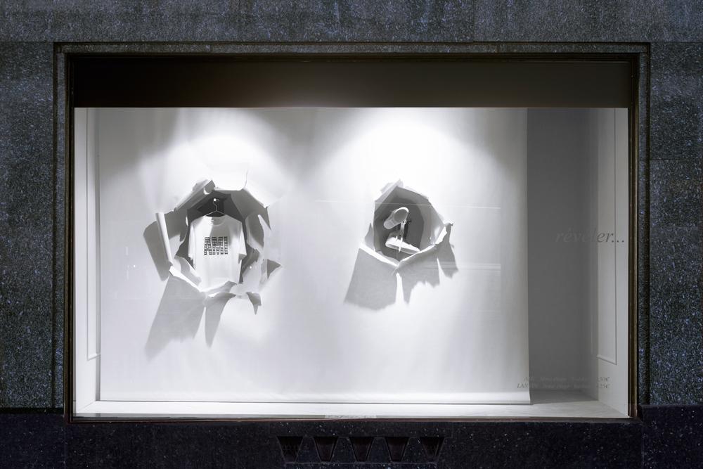 Bonsoir Paris / Galleries Lafayette