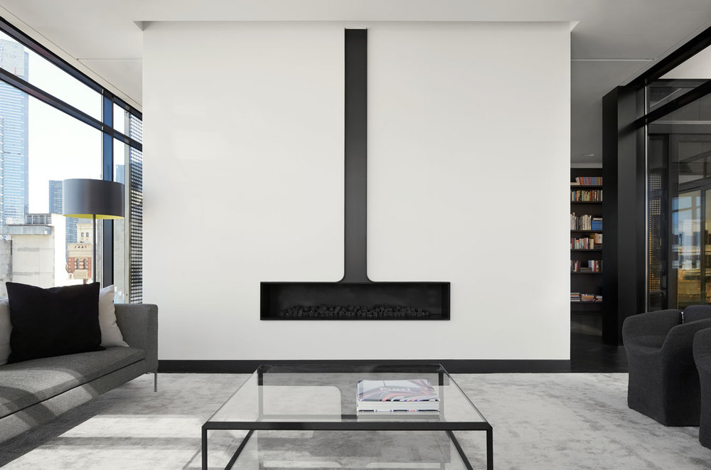Melbourne apartment / Elenberg Fraser