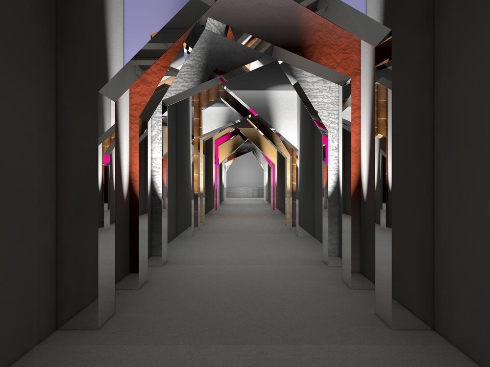 Tunnel / Studio Design UK