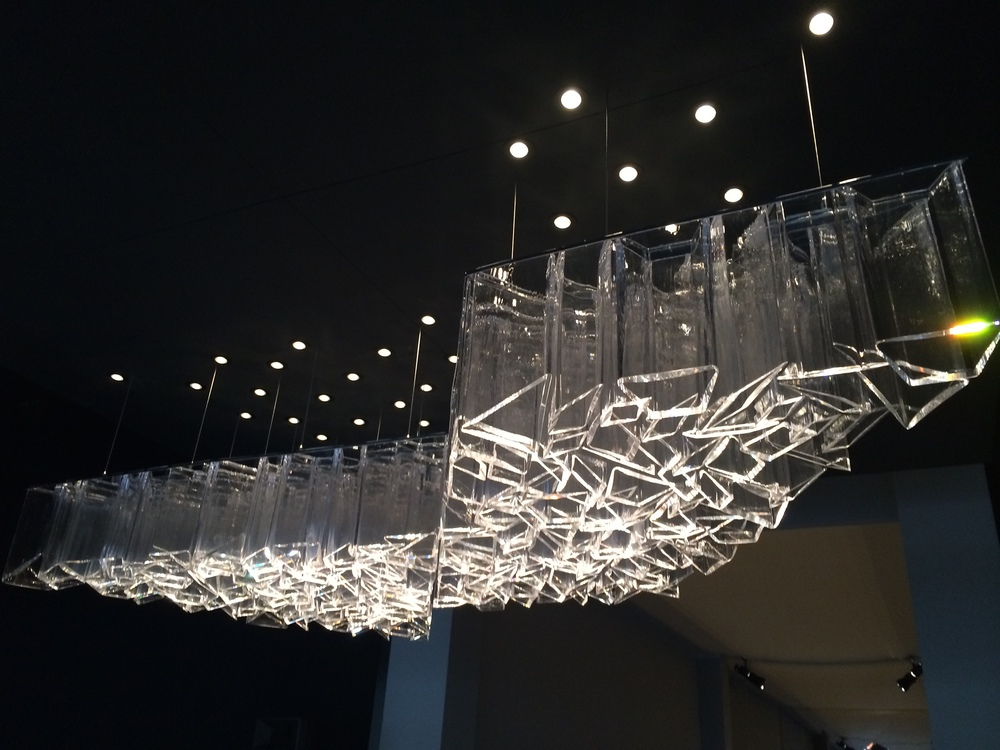 Daniel Libeskind for Lasvit / Ice