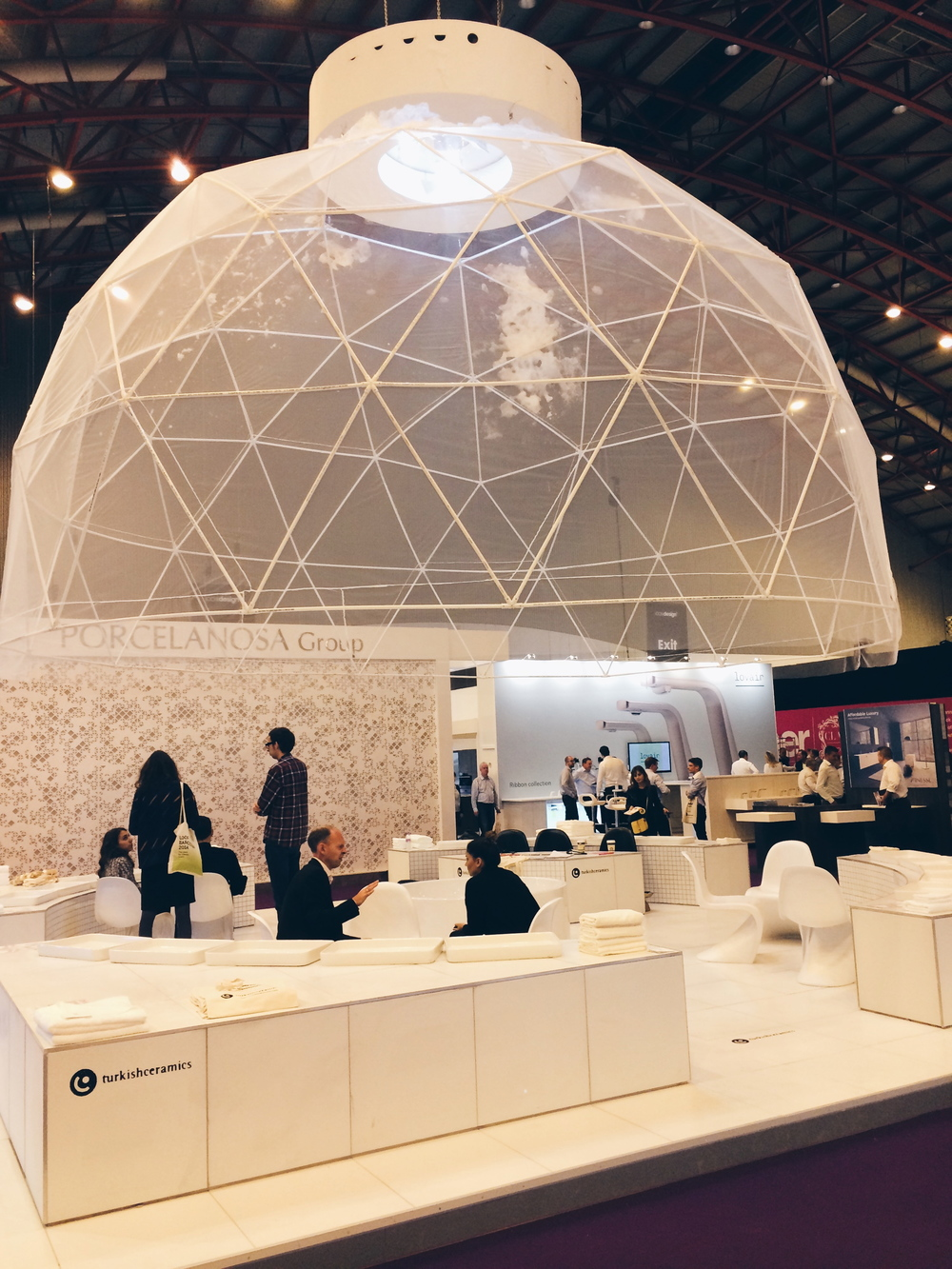 Foam Dome by vPPR Architects
