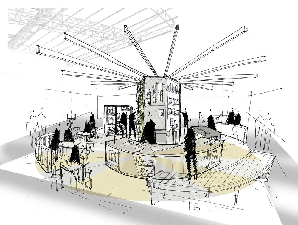 Maker Carousel / Studio Mette