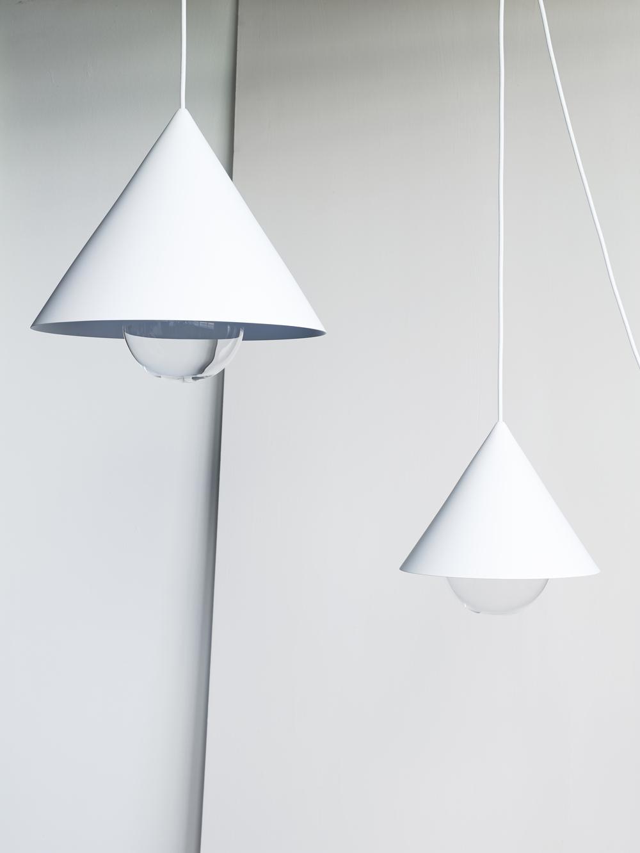 Studio Vit / Cone Lights / London Design Journal