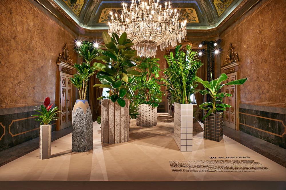 Caesarstone at Milan Salone del Mobile 2015