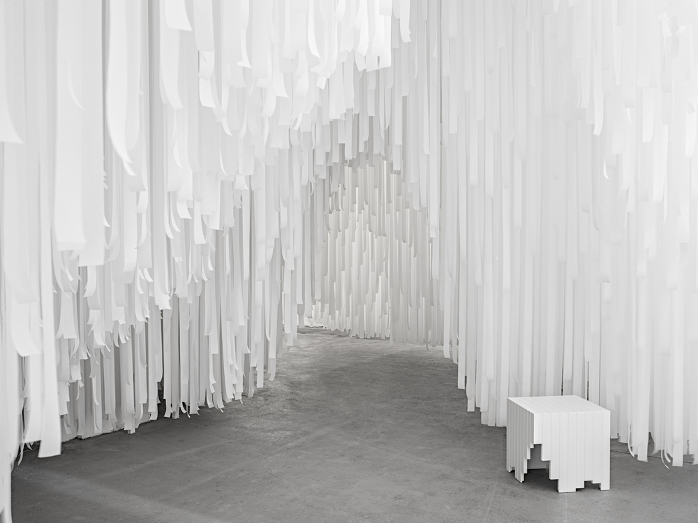 COS x Snarkitecture / London Design Journal