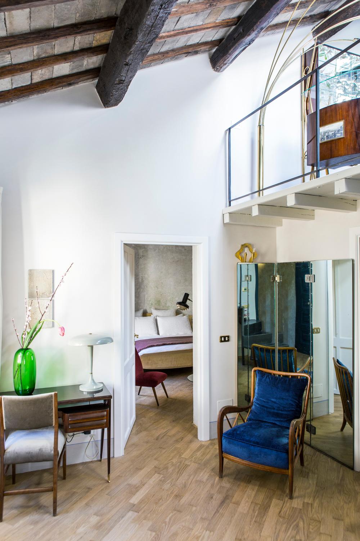 G Rough Design Hotels / London Design Journal