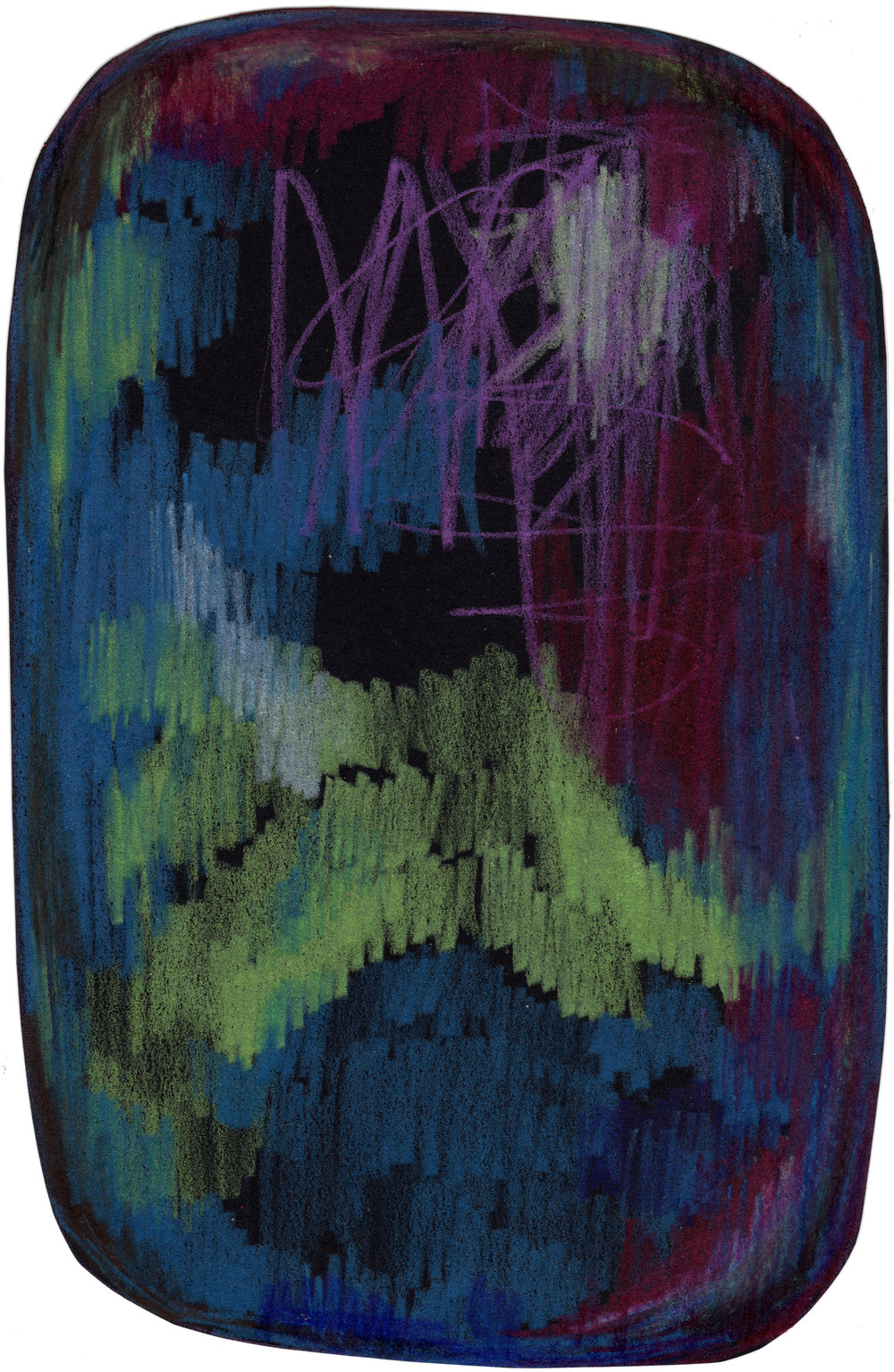 scribble_black_green_blue_by_front_for_moooi_carpets