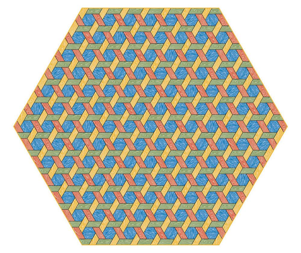 hexagon_carpet_multi_by_studio_job_for_moooi_carpet