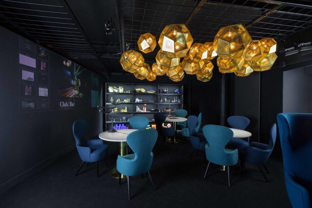 Tom Dixon / Cinema / London Design Journal