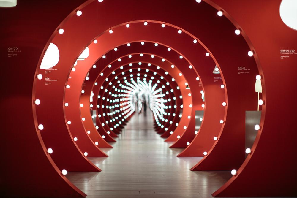 Foscarini / Spazio brera /London Design Journal