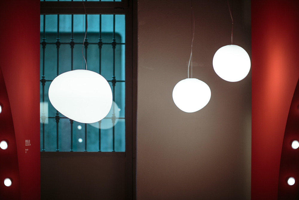 Foscarini at Spazio brera / London Design Journal