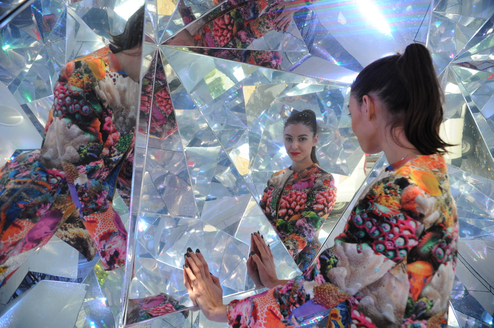 Light Origami / London Design Journal