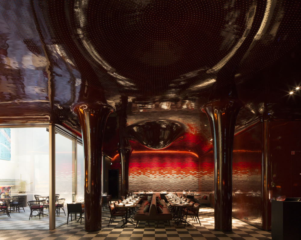 Hotel de bains / London design Journal
