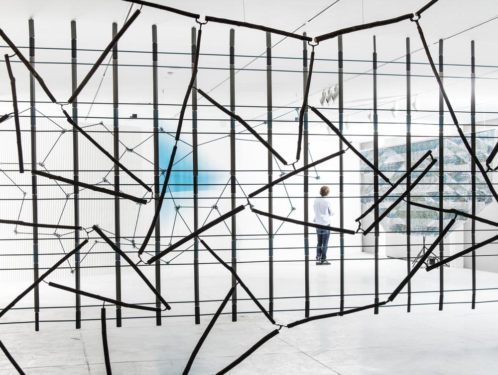 Ronan and Erwan Bouroullec 17 screens / London Design Journal