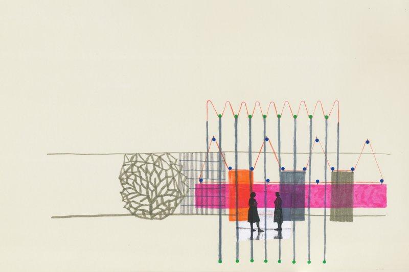 17 Screens Ronan and Erwan Bouroullec / London Design Journal
