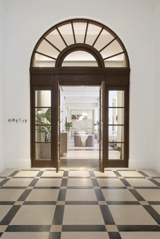 Odette / Universal Design Studio / London Design Journal