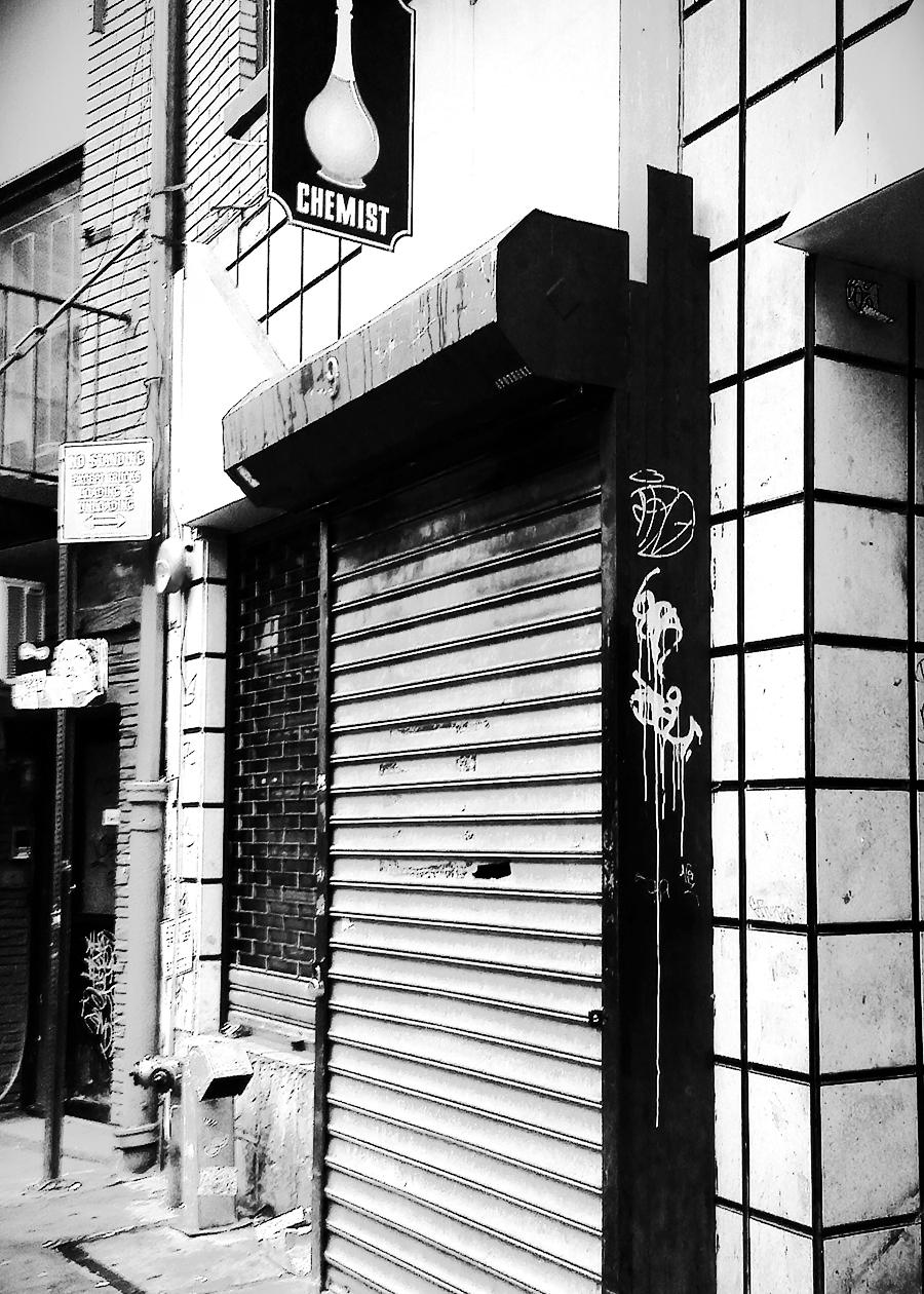 Apothéke.  Chinatown, NY