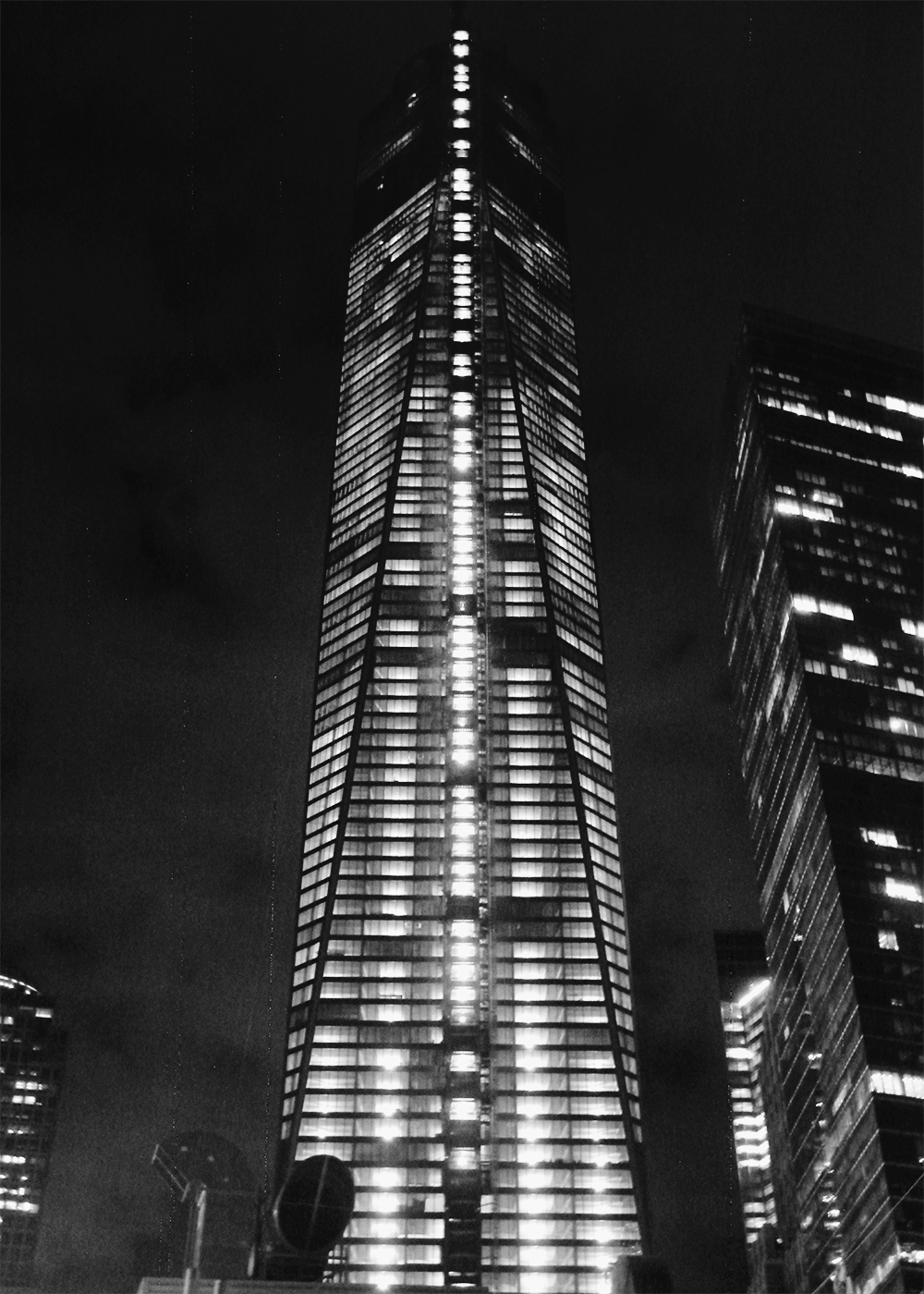 One World Trade Center , Lower Manhattan