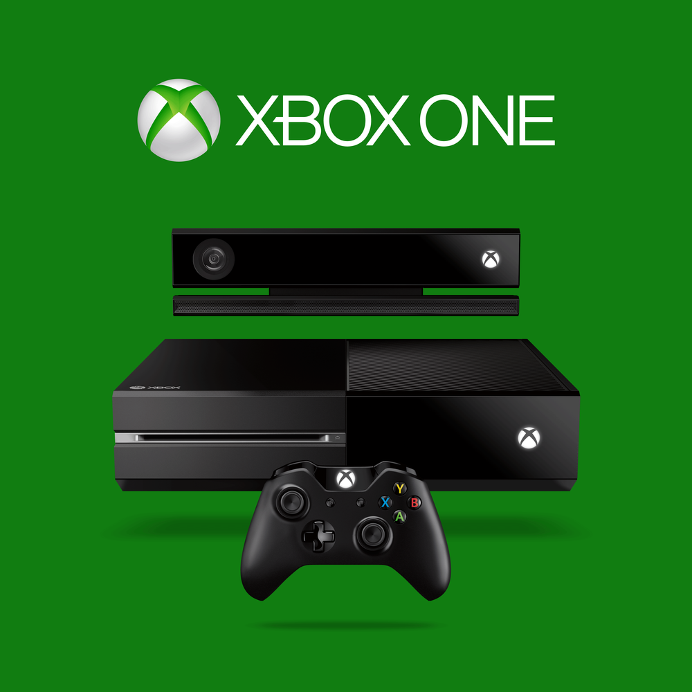 The Xbox One.