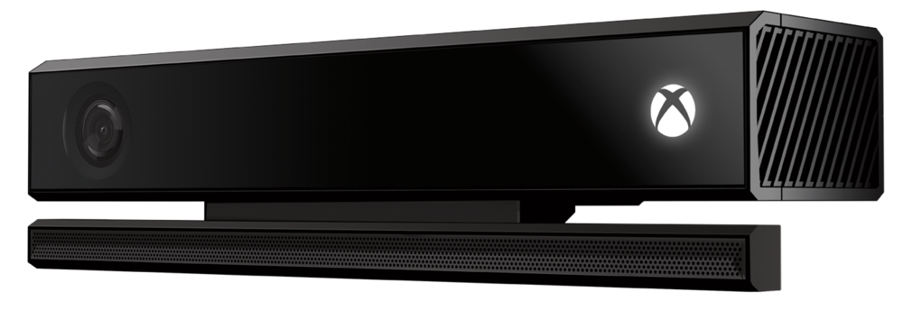 The Xbox One's revised Kinect.