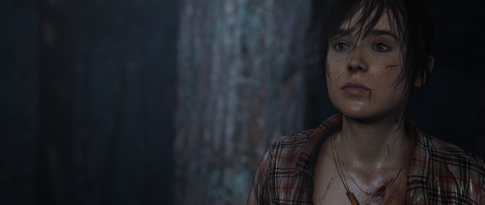 Jodie, one of the protagonists from Beyond: Two Souls.