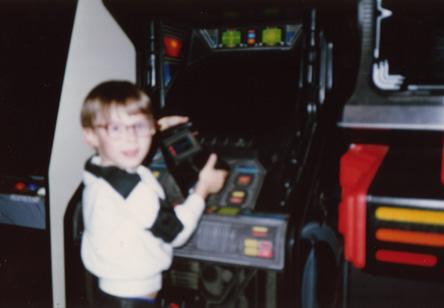 I never wasn't a nerd.