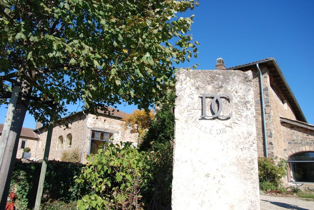 Chapelle de Vâtre entrance