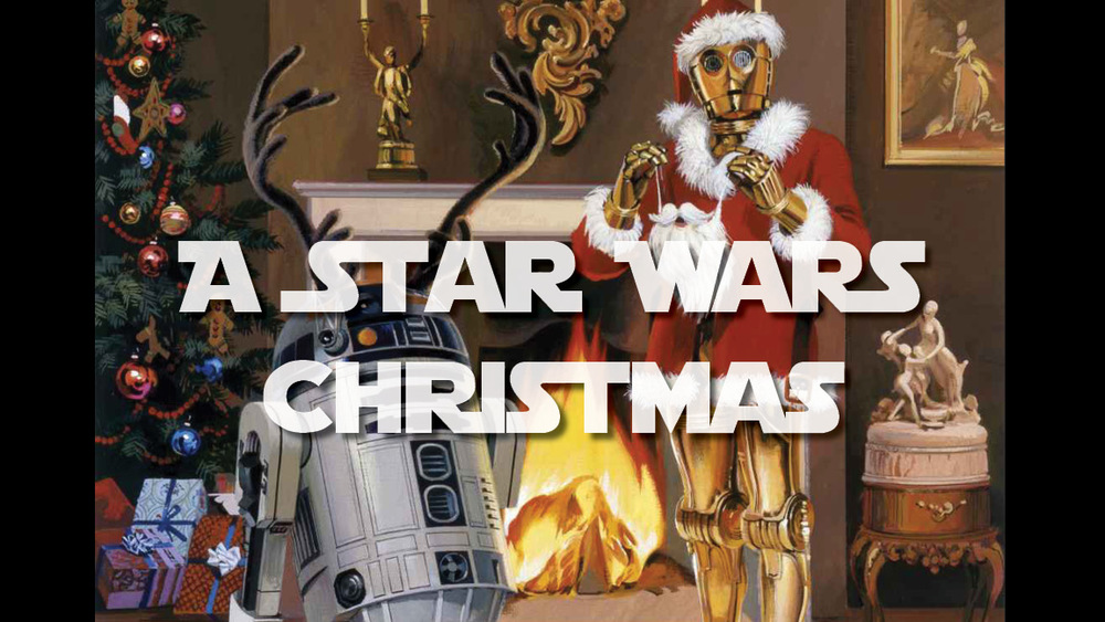 a star wars christmas