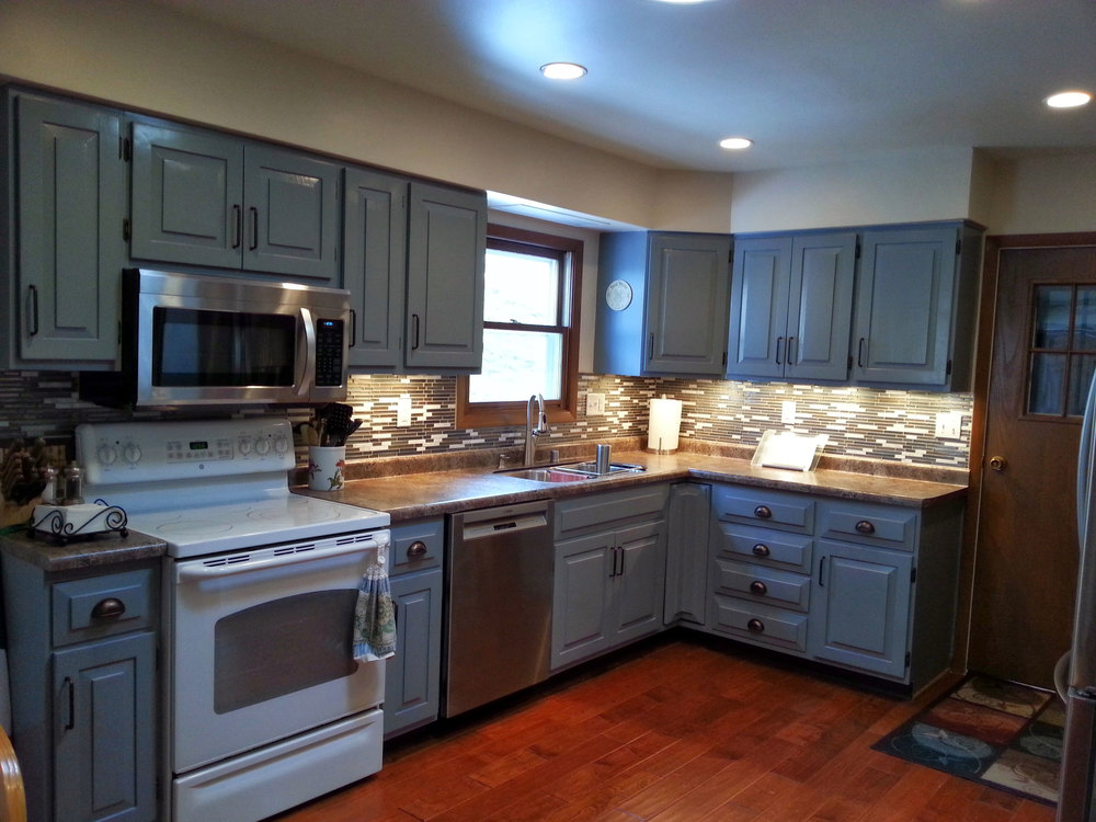 Megna Painting Cabinet Refinishing. Painters In Madison Reviews