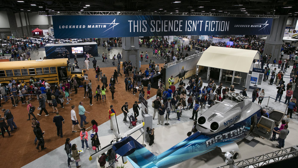 USA Science and Engineering Festival 2016