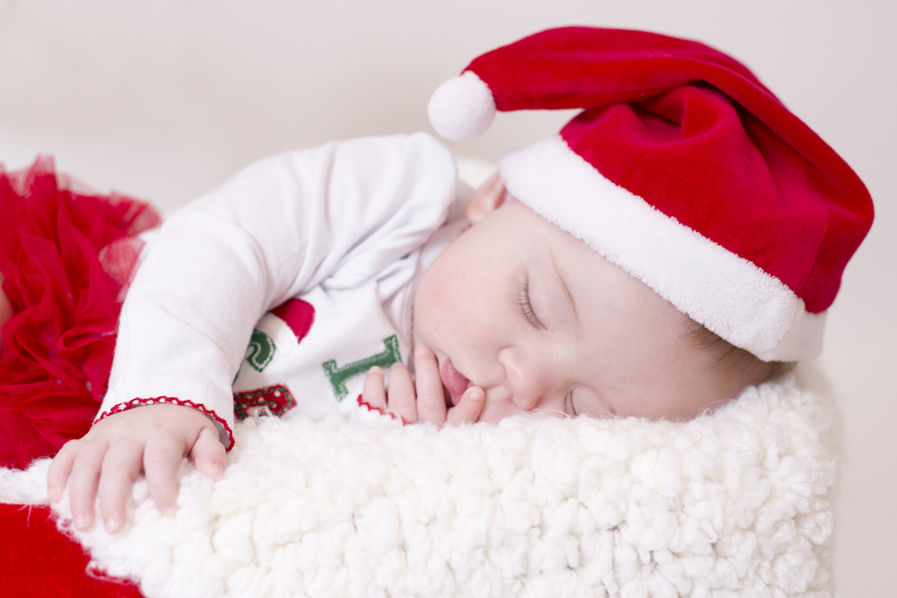 Don't be fooled. Being this adorable might look easy, but its exhausting. Time for sweet, sugar plum filled dreams.