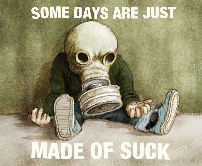 Bonuskuf: Some days