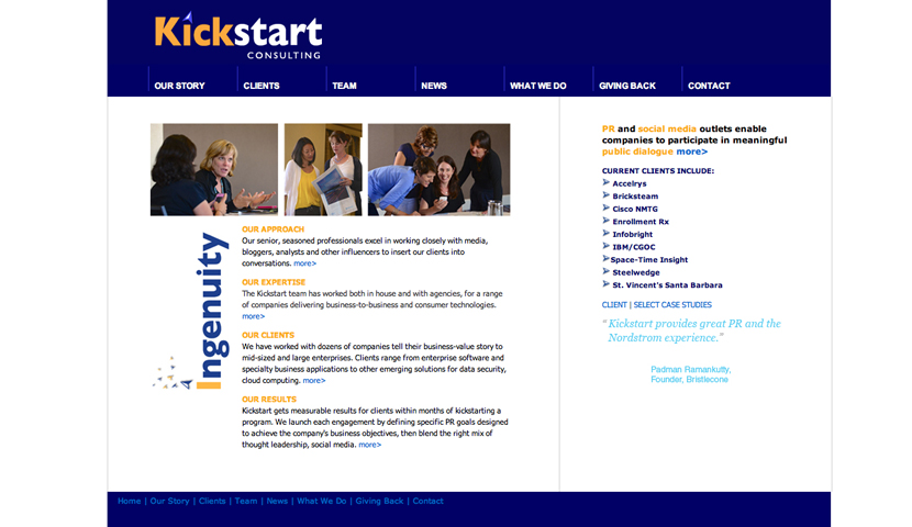 Kickstart Consulting