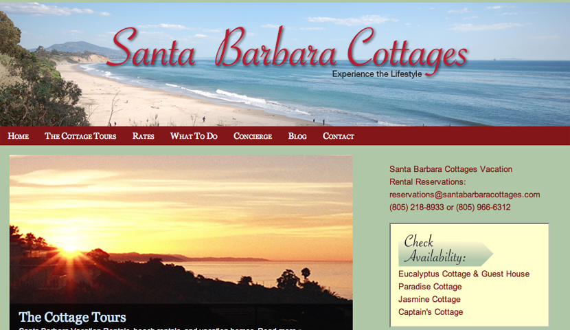 Santa Barbara Cottages