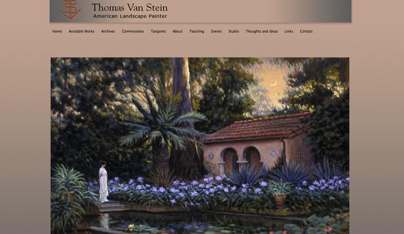 Thomas Van Stein