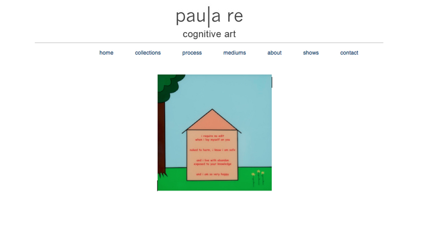 Paula Re Cognative Art