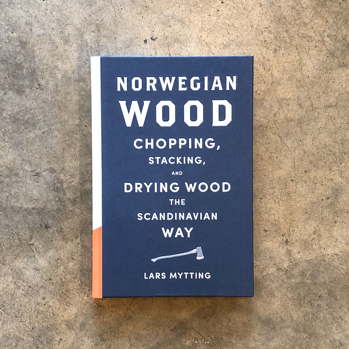LARS MYTTING - Norwegian Wood — CORD