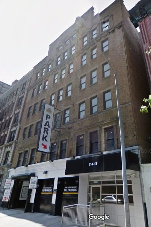 214 West 95th Street