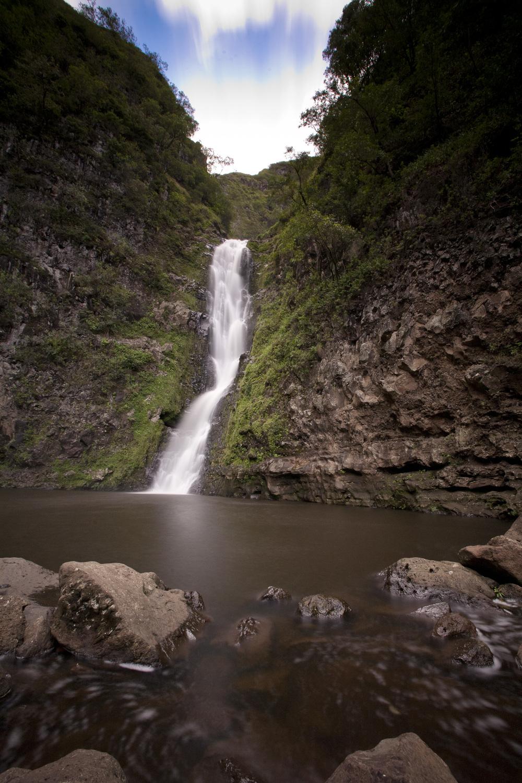 (3)Halawa Valley, Mooula Falls