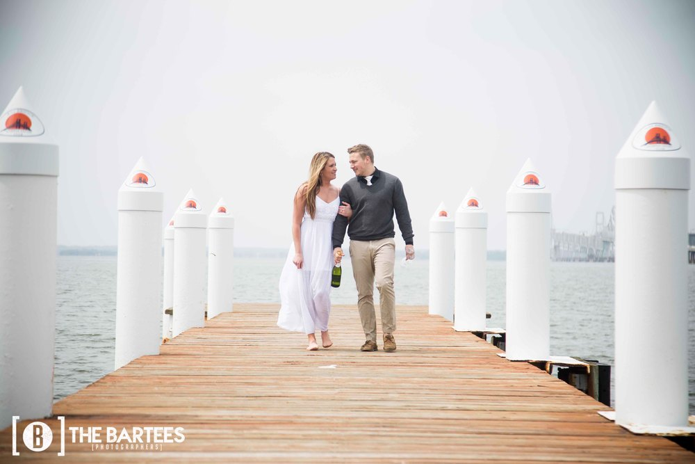 Chesapeake Bay Beach Club Wedding Photography