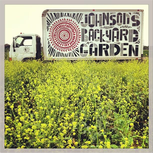 Johnson's Backyard Garden - The Farm - Johnson's Backyard Garden - The Farm — Scott David Gordon