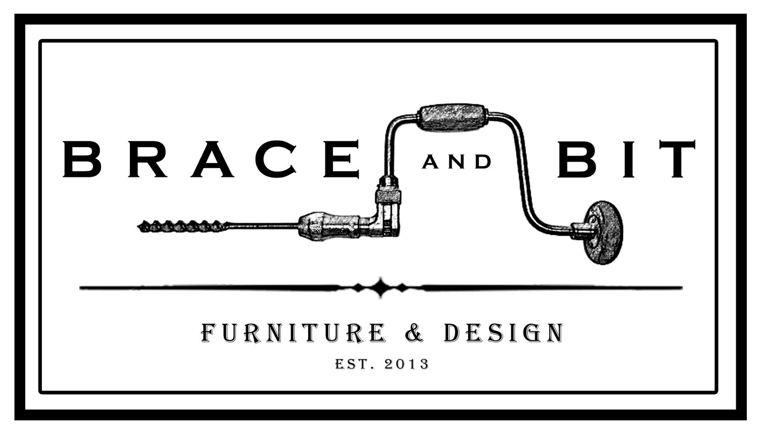 Brace and Bit: Furniture and Design