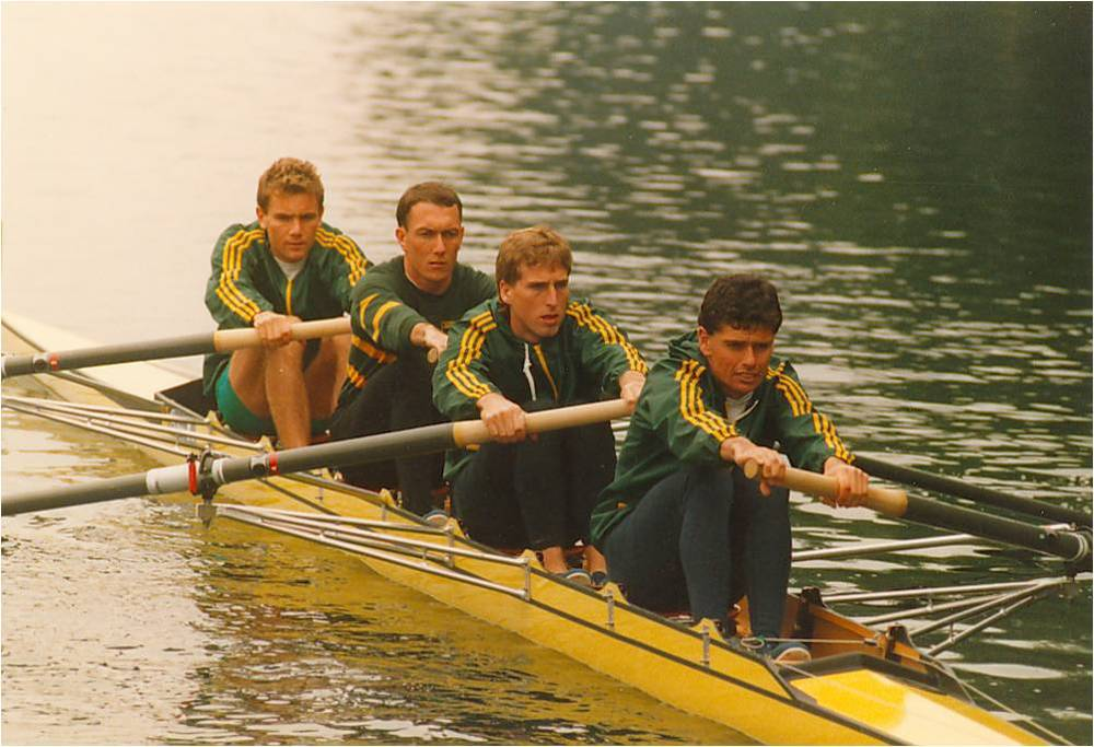 1986: Merrick Howes (bow seat) – 2 gold medals at the Lucerne regatta, silver at the Commonwealth Games